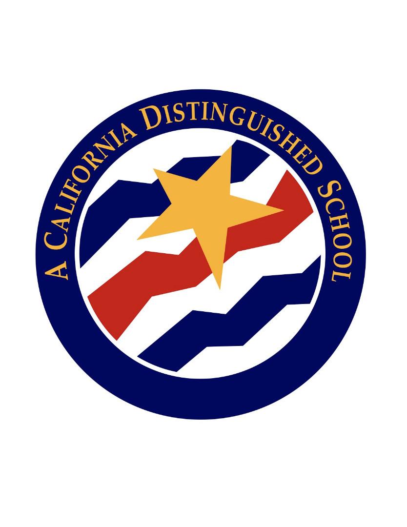California Distinguished School 2020